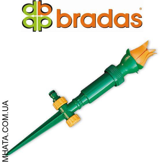 """Ороситель статический """"LILIA"""", пластиковый, на колышке, Bradas ECO-PW3355"""