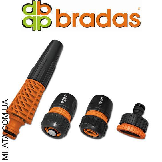 """Комплект 4-элемента на шланг 3/4"""" Bradas ECO-PWB5500-34"""