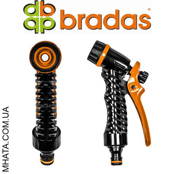 Пистолет для полива короткий пластиковый BRADAS ECO-4447