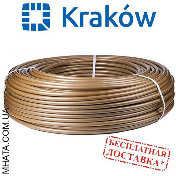 Труба для теплого пола с кислородным барьером Krakow d16х2 мм, Польша