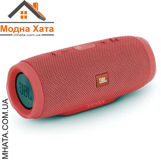 Портативная колонка Bluetooth динамик E3, 10W, 4000mAh, дистанция-10m, Red Corton BOX