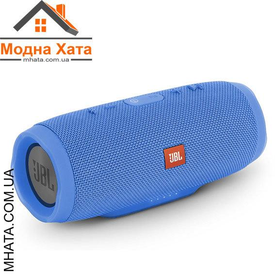 Портативная колонка Bluetooth динамик E3, 10W, 4000mAh, дистанция-10m, Blue Corton BOX