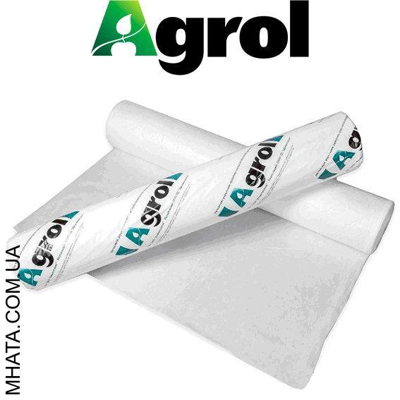 Агроволокно Agrol ширина 4,2м плотность 23 г/м2, 100м Белый