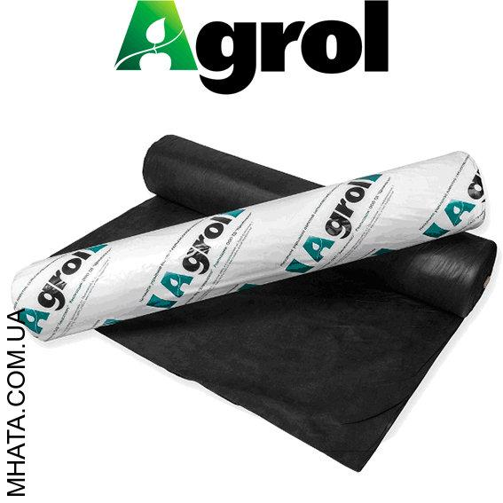 Агроволокно Agrol ширина 3,2м плотность 50 г/м2, 100м Черный