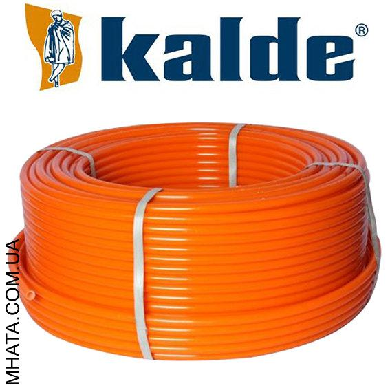 Труба для теплого пола Kalde класс 4/6 бар SDR 3,5 - 16х2,0, Турция