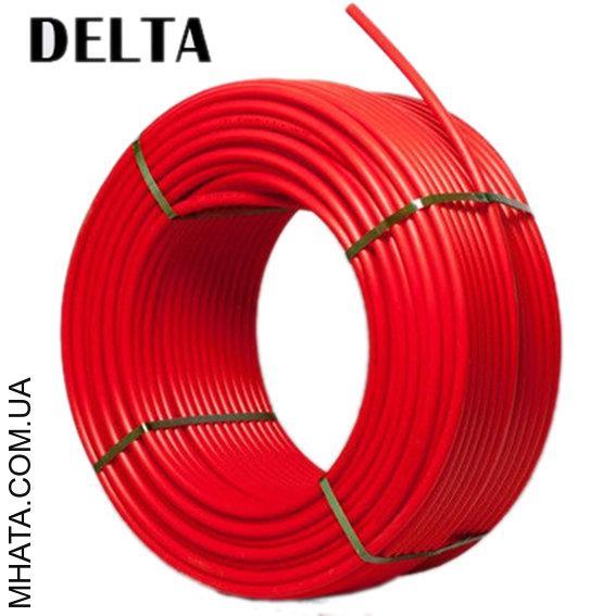 Труба для теплого пола для теплиц Delta d16х2 мм, Украина