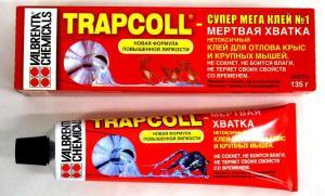 Клей Трапколл от насекомых и грызунов 135 гр