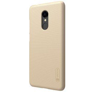 Фото  Чехол Nillkin Matte для Xiaomi Redmi 5 Plus Gold (Код товара:4213)