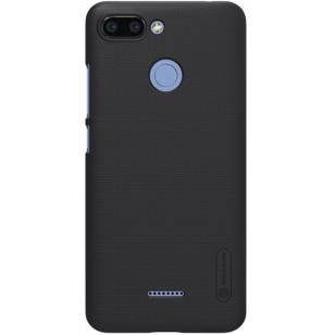 Фото  Чехол Nillkin Matte для Xiaomi Redmi 6 Black (Код товара:8885)