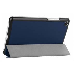 Фото  Чехол книжка Xiaomi Mi Pad 4 Plus Dark Blue (Код товара:9298)