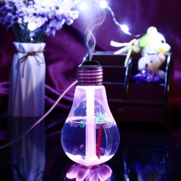 LED увлажнитель воздуха USB