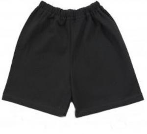 Фото Шорты, бриджи, юбки, капри Черные шорты 4-8 лет