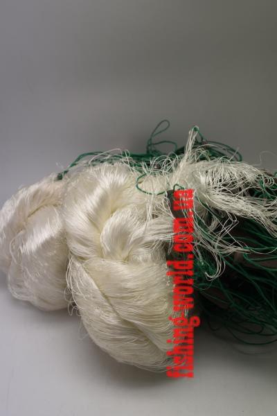 Фото Сети (ДЛЯ ПРОМЫШЛЕННОГО ЛОВА), Сети рыболовные одностенные (для промышленного лова), Груз дробинка Сеть рыболовная  (НИТКА, одностенная, ДРОБИНКА ) 1.8х100 ячейка 75