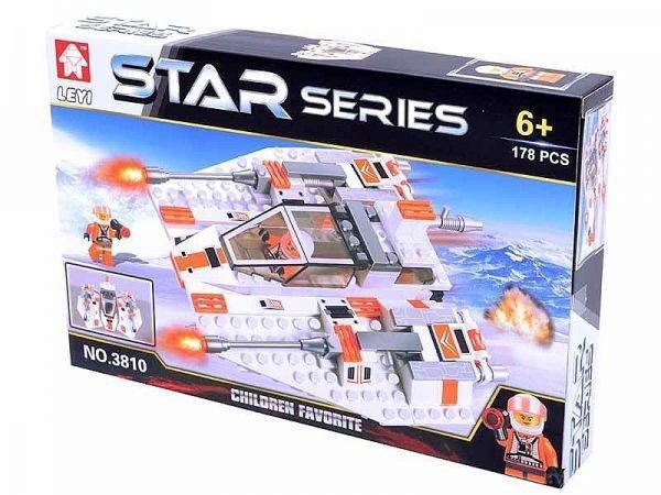 3810 Звездолет Конструктор серии «Star»  178 дет.