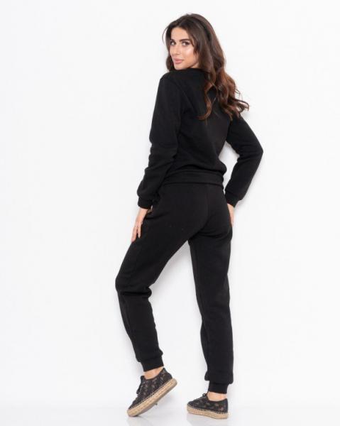 Фото  Спортивные костюмы ISSA PLUS 11105  L черный
