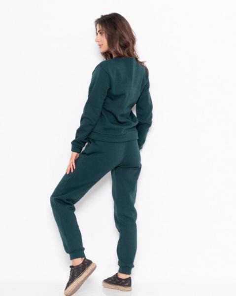 Фото  Спортивные костюмы ISSA PLUS 11105  M зеленый