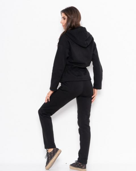Фото  Спортивные костюмы ISSA PLUS 11095  S черный