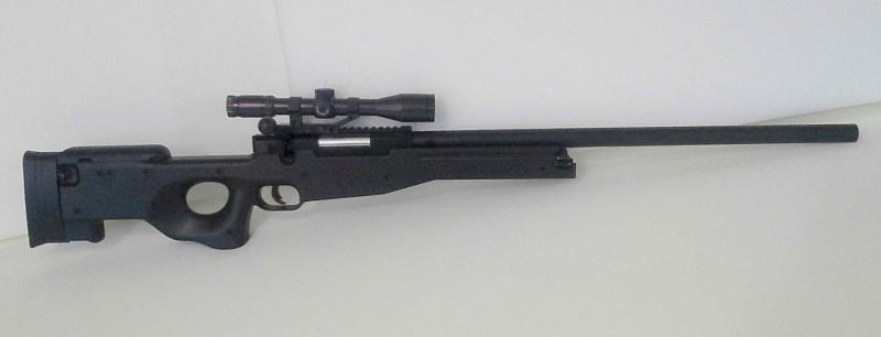 Фото Игрушечное Оружие, Стреляет пластиковыми 6мм  пульками, Винтовка, ружьё Детская страйкбольная  винтовка снайперская  ZM52 металл+пластик (BSA-GUNS XL Tactical)