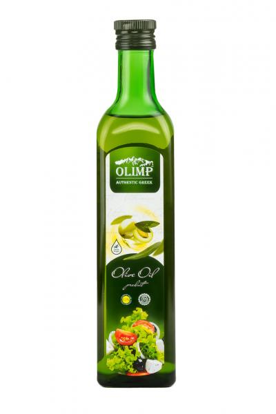Оливковое масло EXTRA VIRGIN OLIVE OIL  Olimp ECO-LIFE 500 мл.