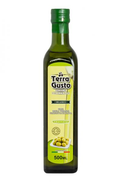 Оливковое масло EXTRA VIRGIN OLIVE OIL Terra Gusto Frutatto 500 мл.