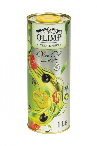Оливковое масло EXTRA VIRGIN OLIVE OIL Olimp Green Label 1л