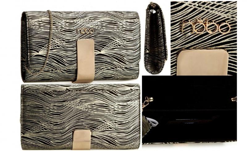 Фото Женские сумки, Оригинальные через плечо. Экокожа и комбинированные Клатч Nobo