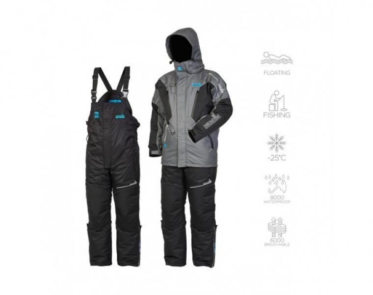 Фото Одежда, обувь для охоты и рыбалки, Зимняя одежда  Костюм Norfin Apex Flt (XS - XXXXL)