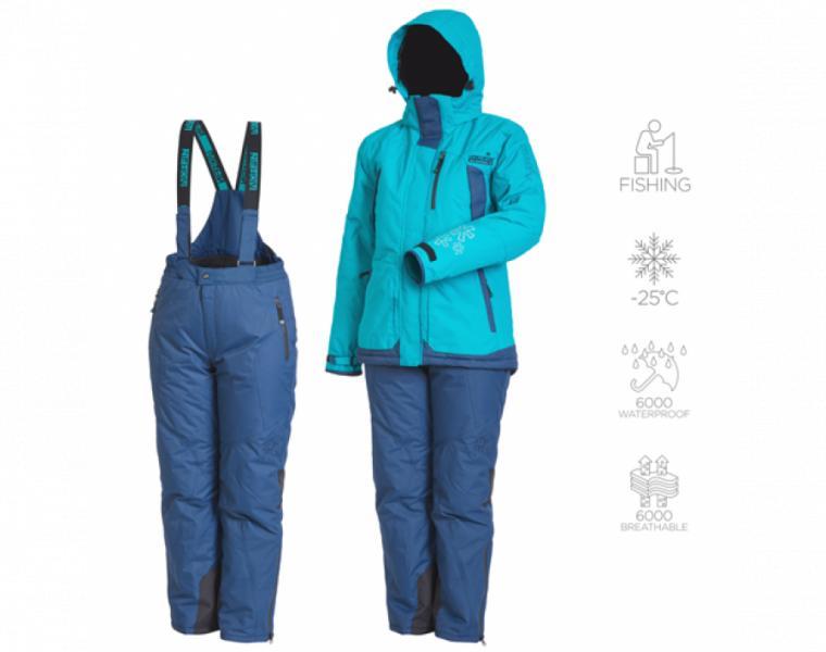 Костюм Norfin Women Snowflake 2 (XS - XL)