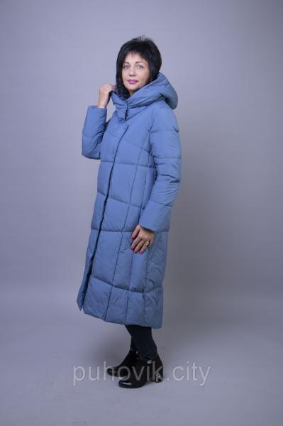 Женский пуховик пальто Billissimo 9011 L