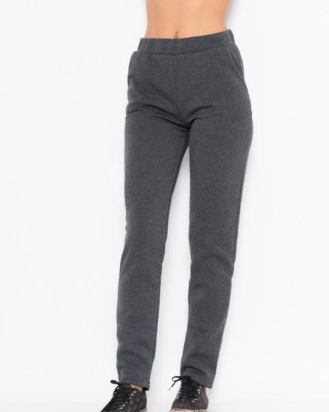 Фото  Спортивные штаны ISSA PLUS 10333  S серый