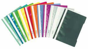 Фото Папки, файлы, планшеты, портфели, сумки (ЦЕНЫ БЕЗ НДС), Скоросшиватели пластиковые Папка-скоросшиватель с прозрачной обложкой
