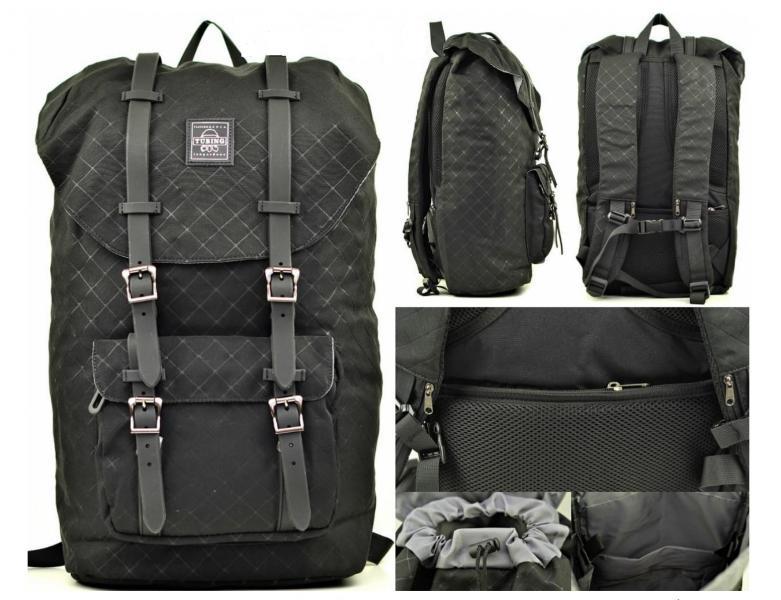 Рюкзак из текстиля Tubing TB1813