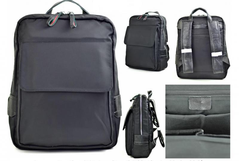 Рюкзак из текстиля Leading 6715-7