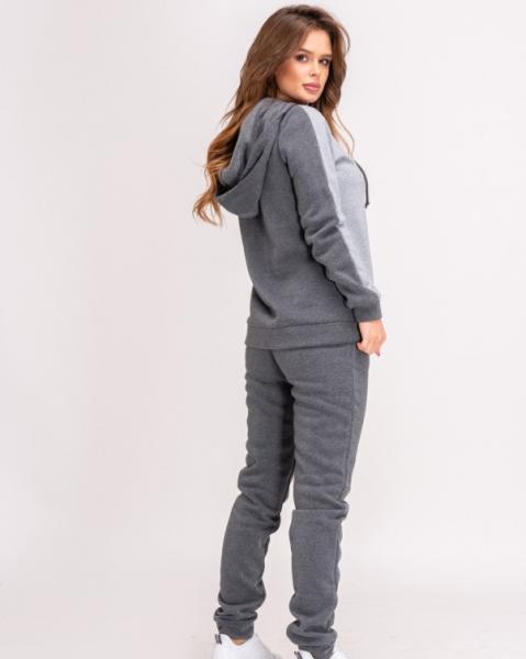 Фото  Спортивные костюмы ISSA PLUS 11140  S серый