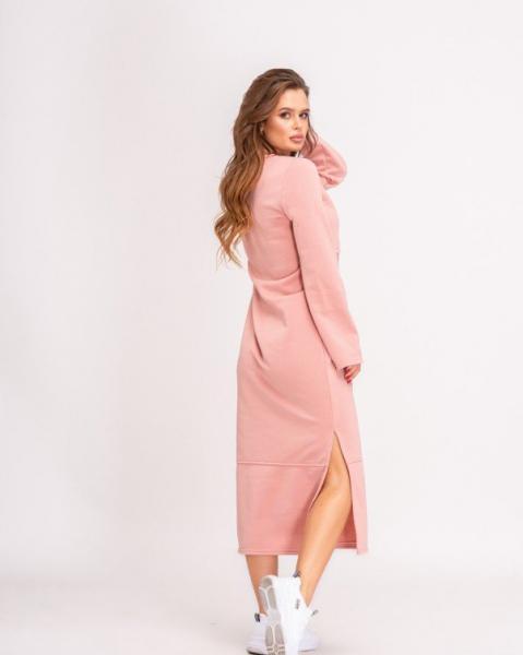 Фото  Платья ISSA PLUS 11127  XL розовый