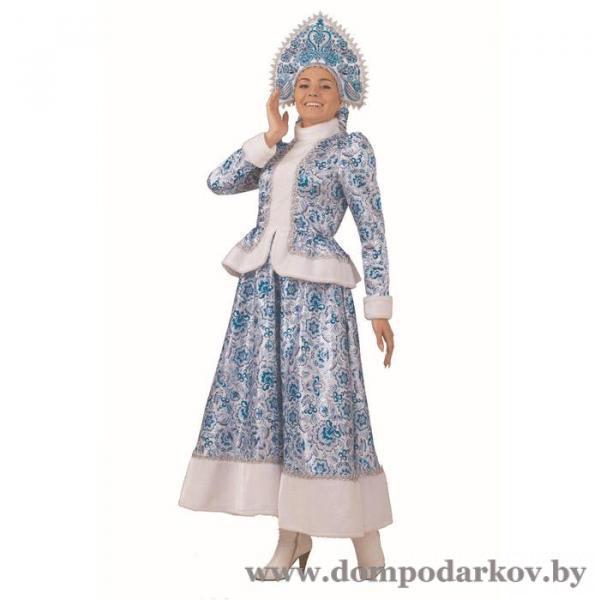 Фото Подарки на Новый год 2020, Новогодние костюмы Карнавальный костюм «Снегурочка», размер 48, рост 176 см