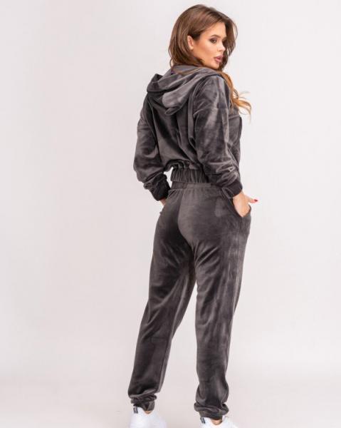 Фото  Спортивные костюмы ISSA PLUS 11146  XL серый