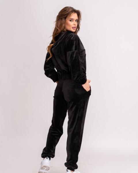 Фото  Спортивные костюмы ISSA PLUS 11146  XL черный