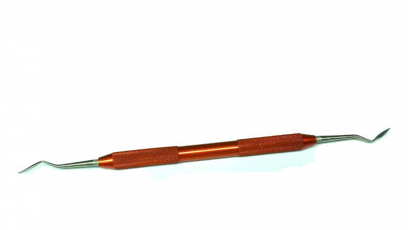 Инструмент для моделирования керамики (Оранжевый)