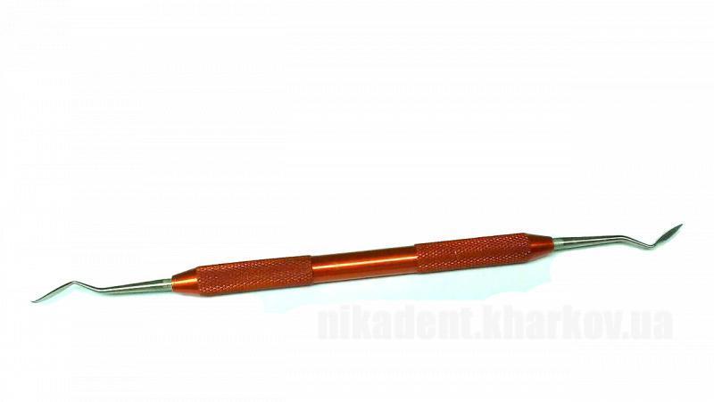 Фото Для зуботехнических лабораторий, АКСЕССУАРЫ, Инструменты Инструмент для моделирования керамики (Оранжевый)