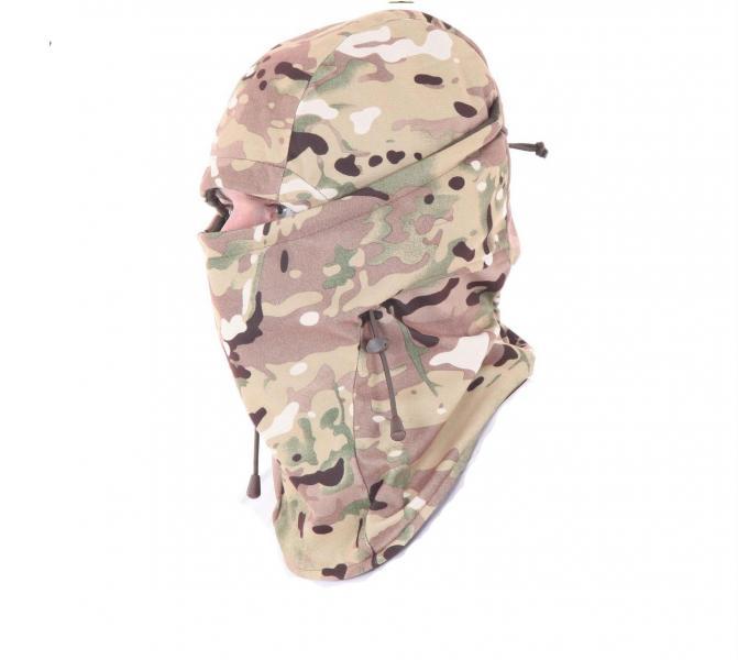 Балаклава маска флисовая ( мультикам )