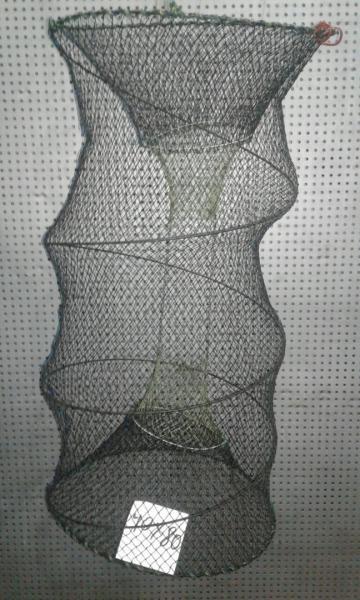 ( верша ) кубарь ( вентерь )  рыболовный 40х80
