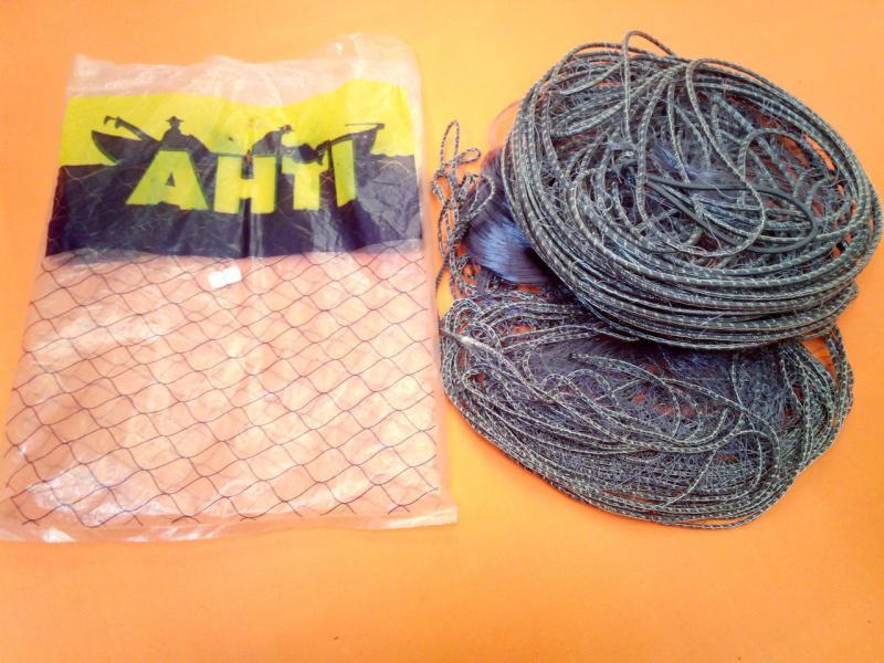 Рыболовная снасть Финка 1,8х30м вшитый груз 25мм