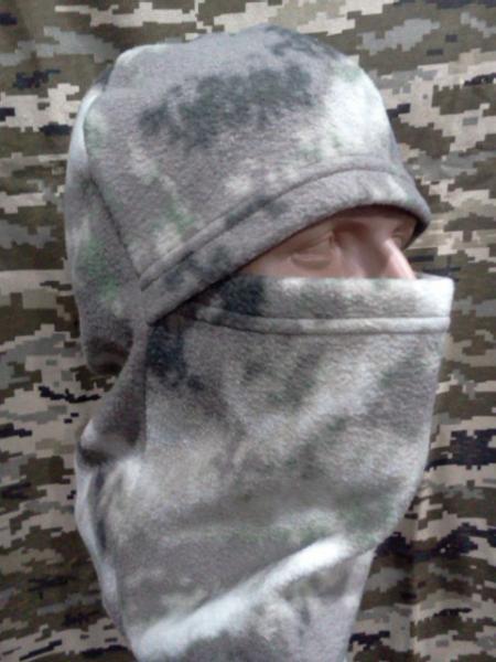 Балаклава маска флисовая ( атакс-ау )
