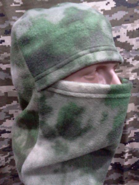 Балаклава маска флисовая ( атакс-фг )