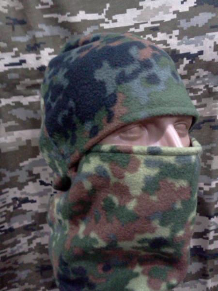 Балаклава маска флисовая ( флектарн )