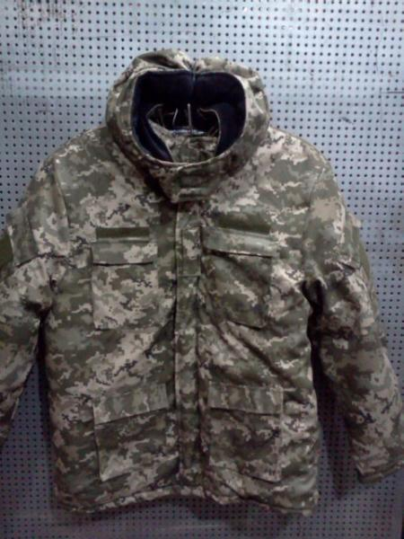 Куртка зимняя ( ЗСУ )