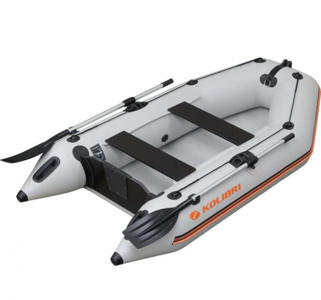 Надувная моторная лодка Kolibri КМ-260