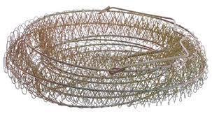 Садок для рыбы металлический 4510