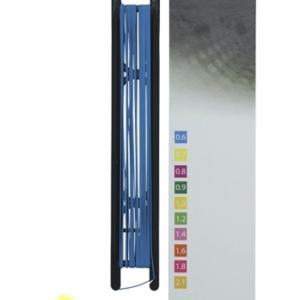 ЕТ Резинка фидерная на мотовильце  5м х 0,8мм
